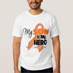 My Son is My Hero - Leukemia T-Shirt