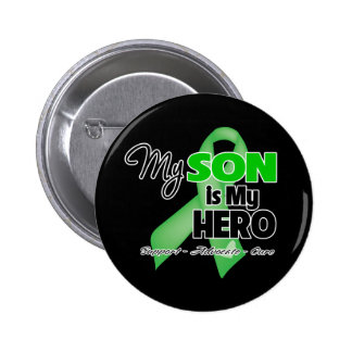 My Son is My Hero - SCT BMT Pin