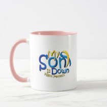 My Son Is Perfect Down Syndrome Awareness Mug
