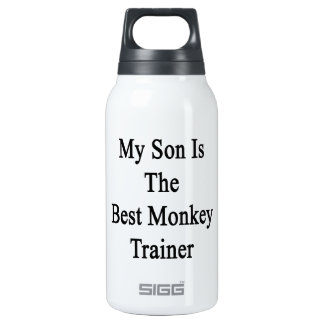 My Son Is The Best Monkey Trainer SIGG Thermo 0.3L Insulated Bottle