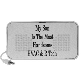 My Son Is The Most Handsome HVAC R Tech Travel Speakers