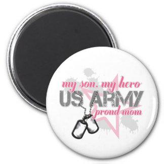 My Son my Hero Army Refrigerator Magnets
