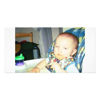 my son photo card
