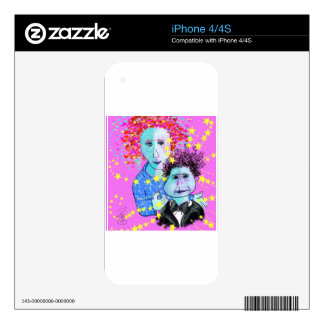 My son, the prodigy iPhone 4 skins