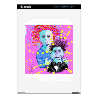 My son, the prodigy skins for iPad 3