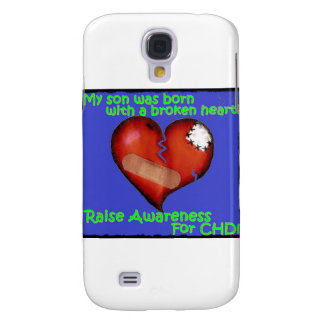 My Son Was Born With A Broken Heart Samsung Galaxy S4 Case