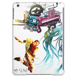MY SONG FOLDER FOR THE TELEPHONE iPad AIR COVER