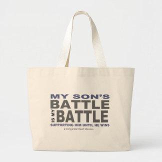 My Son's Battle Bag