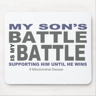 My Son's Battle Mouse Pad