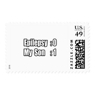 My Son's Beating Epilepsy Postage