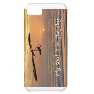 My soul is in the sky iPhone 5C cover