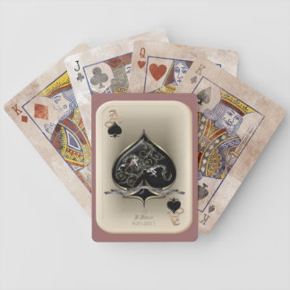 My Spade Playing Cards