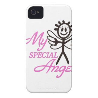 My Special Angel iPhone 4 Cover