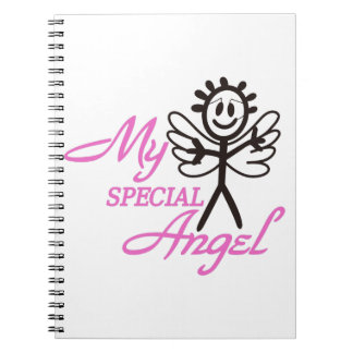 My Special Angel Spiral Notebook