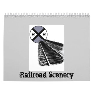 My Specialty Railroad Wall Calendars