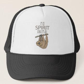 My Spirit Animal is a Sloth Trucker Hat