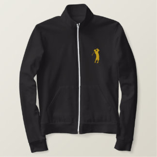My Sport Golf Classic Embroidered Fleece Jacket