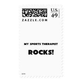 MY Sports Therapist ROCKS! Postage