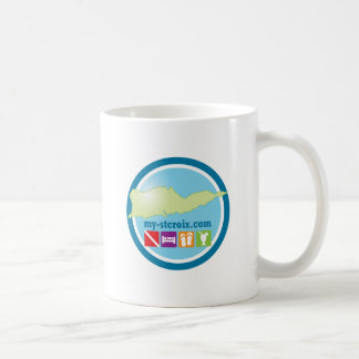 My St Croix Logo swag Coffee Mug