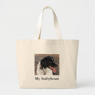 My Stabyhoun Tote Bags