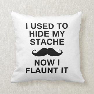 My Stache Pillows