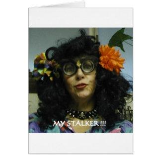 MY STALKER CARD