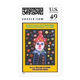 My_Stamp, My Next Book is TEN COLOR BOOKWorkman... Stamp