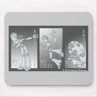 My_Steel_Antonette Mousepad