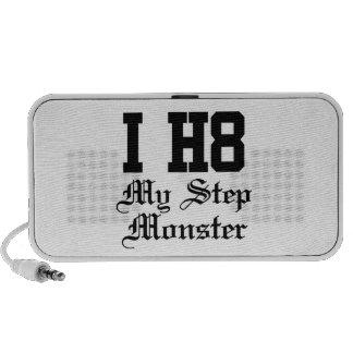 my step monster travel speaker