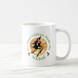 My Stepchildren Made Me Wicked Coffee Mug