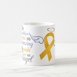 My Stepmother An Angel - Appendix Cancer Coffee Mug