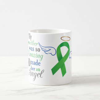 My Stepmother An Angel - Bile Duct Cancer Coffee Mug