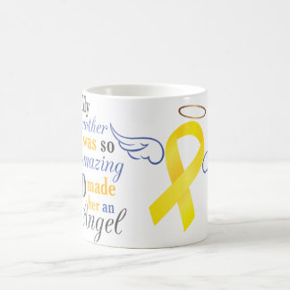 My Stepmother An Angel - Bladder Cancer Coffee Mug