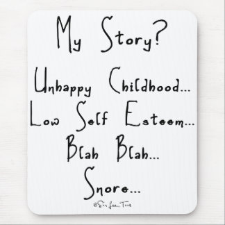 My Story Mouse Pad