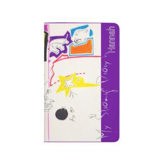 My Strange Diary by - Personalized Pocket Journal