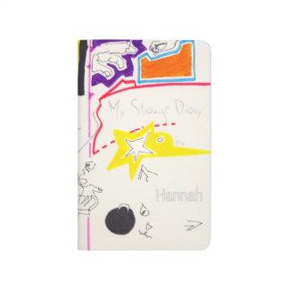 My Strange Diary Personalized Pocket Journal 1