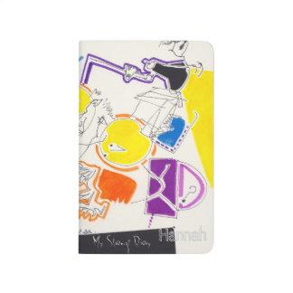 My Strange Diary Personalized Pocket Journal 2