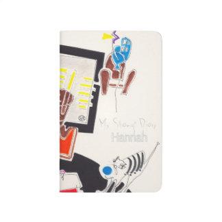 My Strange Diary Personalized Pocket Journal 3
