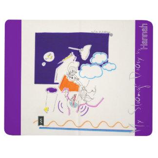 My Strange Diary - She looked at... Pocket Journal