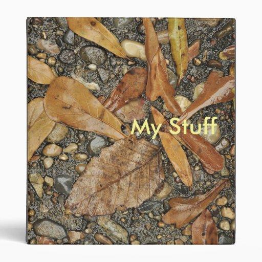 My Stuff - Binder