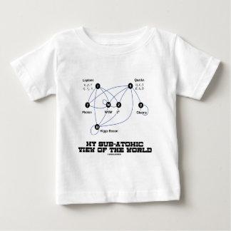 My Sub-Atomic View Of The World (Higgs Boson) Shirts