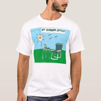 My Summer Office Men's T-Shirt