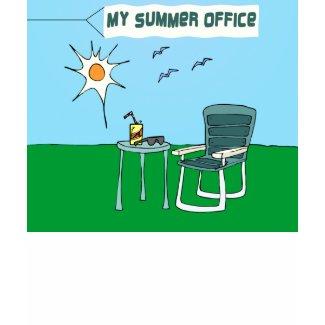 My Summer Office shirt