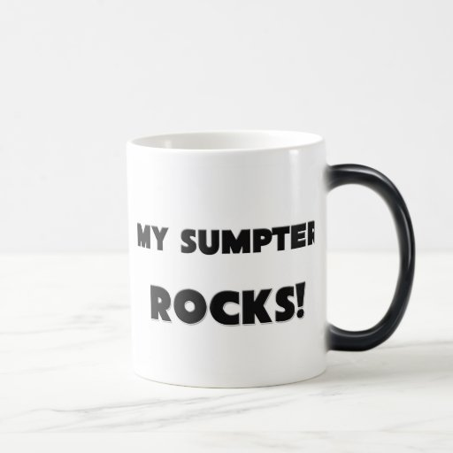 MY Sumpter ROCKS! Coffee Mug