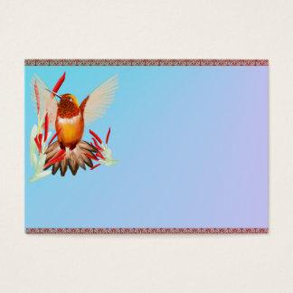 My Sunny Hummingbird Business Card