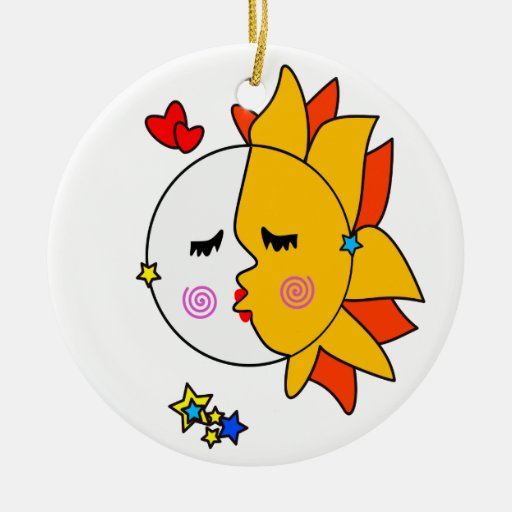 My Sunshine Ornaments