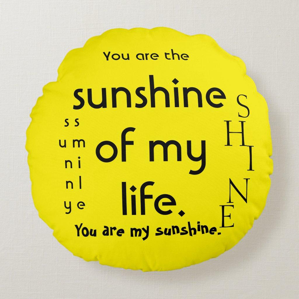 'My Sunshine'