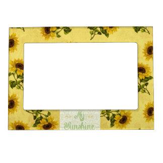 My Sunshine Sunflower 5x7 Magnetic Frame