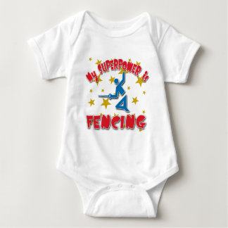 My Superpower is Fencing T Shirt