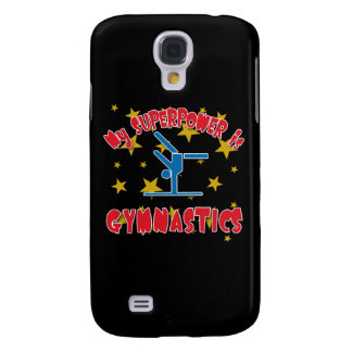 My Superpower is Gymnastics Samsung Galaxy S4 Case